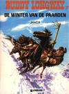 Cover for Buddy Longway (Le Lombard, 1974 series) #7 - De winter van de paarden