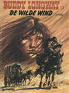 Cover for Buddy Longway (Le Lombard, 1974 series) #13 - De wilde wind