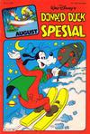 Cover for Donald Duck Spesial (Hjemmet / Egmont, 1976 series) #8/1978