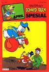 Cover for Donald Duck Spesial (Hjemmet / Egmont, 1976 series) #4/1977