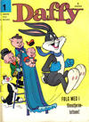 Cover for Daffy (Allers Forlag, 1959 series) #1/1962