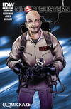 Cover Thumbnail for Ghostbusters (2011 series) #1 [Retailer Incentive (Comickaze Comics)]