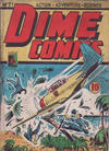 Cover for Dime Comics (Bell Features, 1942 series) #21