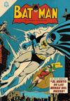 Cover for Batman (Editorial Novaro, 1954 series) #248