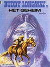 Cover for Buddy Longway (Le Lombard, 1974 series) #5 - Het geheim