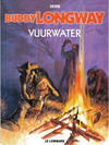 Cover for Buddy Longway (Le Lombard, 1974 series) #8 - Vuurwater