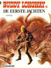 Cover for Buddy Longway (Le Lombard, 1974 series) #9 - De eerste jachten