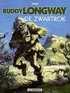 Cover for Buddy Longway (Le Lombard, 1974 series) #14 - De zwartrok [Herdruk 2002]