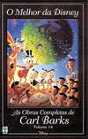 Cover for O Melhor da Disney: As Obras Completas de Carl Barks (Editora Abril, 2004 series) #14