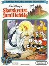 Cover for Walt Disney's Beste Historier om Donald Duck & Co [Disney-Album] (Hjemmet / Egmont, 1978 series) #36 - Skotskrutet familiefeide