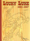 Cover for Lucky Luke boksamling (Hjemmet / Egmont, 2003 series) #2003-2007 [2. opplag]