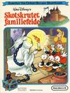 Cover for Walt Disney's Beste Historier om Donald Duck & Co [Disney-Album] (Hjemmet / Egmont, 1978 series) #36 - Skotskrutet familiefeide [Reutsendelse bc-F 147 33]