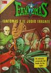 Cover for Fantomas (Editorial Novaro, 1969 series) #63