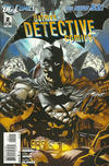 Cover for Detective Comics (DC, 2011 series) #2