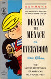 Cover for Dennis the Menace vs. Everybody (Pocket Books, 1957 series) #1179