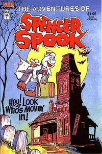 Cover Thumbnail for The Adventures of Spencer Spook (A.C.E. Comics, 1986 series) #1