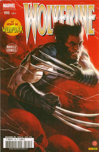 Cover Thumbnail for Wolverine (Panini France, 1997 series) #195