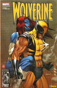Cover Thumbnail for Wolverine (Panini France, 1997 series) #179
