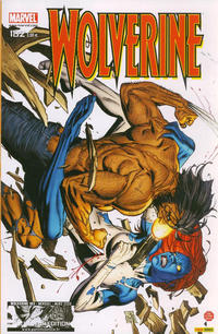 Cover Thumbnail for Wolverine (Panini France, 1997 series) #182