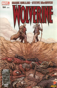 Cover Thumbnail for Wolverine (Panini France, 1997 series) #184
