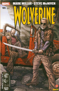 Cover Thumbnail for Wolverine (Panini France, 1997 series) #185