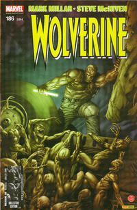 Cover Thumbnail for Wolverine (Panini France, 1997 series) #186