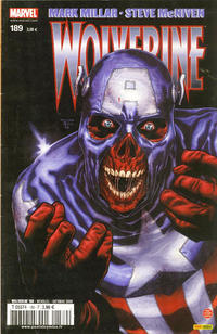 Cover Thumbnail for Wolverine (Panini France, 1997 series) #189
