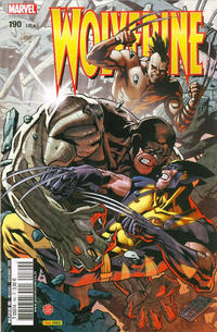 Cover Thumbnail for Wolverine (Panini France, 1997 series) #190