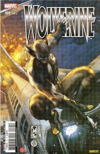 Cover Thumbnail for Wolverine (Panini France, 1997 series) #191