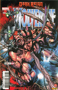 Cover Thumbnail for Wolverine (Panini France, 1997 series) #193