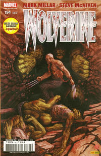 Cover Thumbnail for Wolverine (Panini France, 1997 series) #194