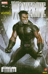 Cover Thumbnail for Wolverine (Panini France, 1997 series) #196