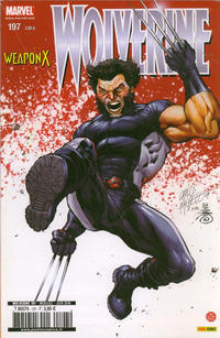 Cover Thumbnail for Wolverine (Panini France, 1997 series) #197