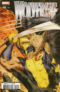 Cover Thumbnail for Wolverine (Panini France, 1997 series) #199