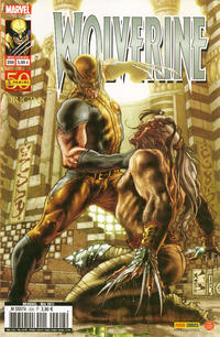 Cover Thumbnail for Wolverine (Panini France, 1997 series) #208