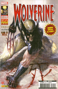 Cover Thumbnail for Wolverine (Panini France, 1997 series) #209