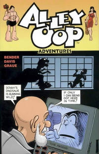 Cover Thumbnail for Alley Oop Adventures (Antarctic Press, 1999 series)