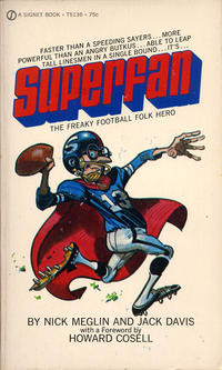 Cover Thumbnail for Superfan (New American Library, 1972 series) #T5136