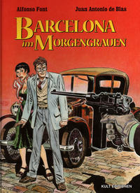 Cover Thumbnail for Barcelona im Morgengrauen (Kult Editionen, 2008 series)
