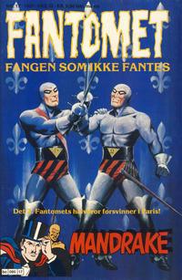 Cover Thumbnail for Fantomet (Semic, 1976 series) #17/1987