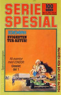 Cover Thumbnail for Seriespesial (Semic, 1979 series) #10/1985