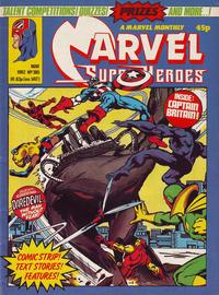 Cover Thumbnail for Marvel Superheroes [Marvel Super-Heroes] (Marvel UK, 1979 series) #385