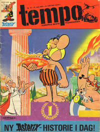 Cover Thumbnail for Tempo (Hjemmet / Egmont, 1966 series) #13/1972