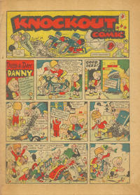 Cover Thumbnail for Knockout (Amalgamated Press, 1939 series) #386