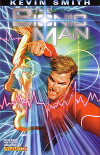 Cover Thumbnail for Bionic Man (Dynamite Entertainment, 2011 series) #2