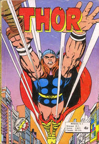 Cover Thumbnail for Thor (Arédit-Artima, 1977 series) #2