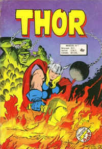 Cover Thumbnail for Thor (Arédit-Artima, 1977 series) #1