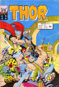 Cover Thumbnail for Thor (Arédit-Artima, 1977 series) #4