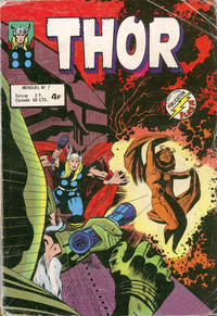 Cover Thumbnail for Thor (Arédit-Artima, 1977 series) #7