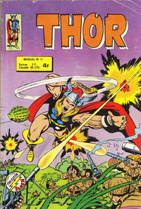 Cover Thumbnail for Thor (Arédit-Artima, 1977 series) #11